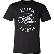 Guitar Center Mens Atlanta Logo Tee