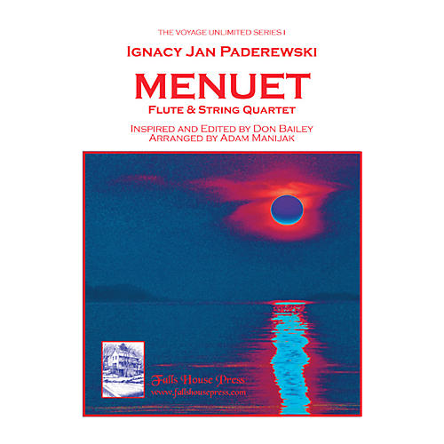 Theodore Presser Menuet (Book + Sheet Music)-thumbnail