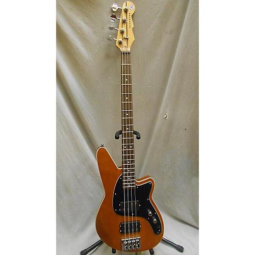 Reverend Mercalli 4 Electric Bass Guitar Natural