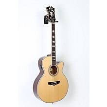 Mercer Grand Auditorium Cutaway Acoustic-Electric Guitar Level 2 Natural 190839027436