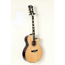 Mercer Grand Auditorium Cutaway Acoustic-Electric Guitar Level 2 Natural 190839050922