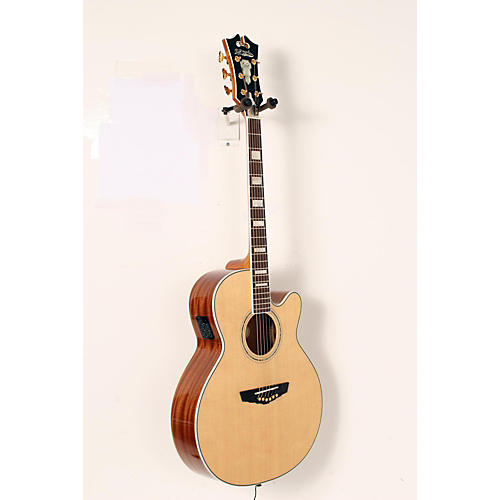 D'Angelico Mercer Grand Auditorium Cutaway Acoustic-Electric Guitar-thumbnail