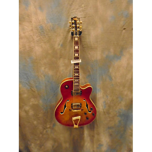 In Store Used Mercury Hollow Body Electric Guitar