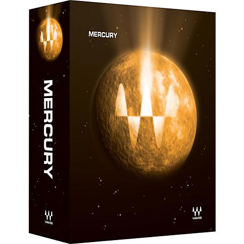Waves Mercury TDM Software-thumbnail
