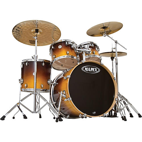 Mapex Meridian Birch 5-Piece SRO Shell Pack-thumbnail