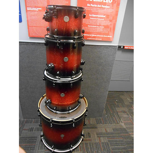 Mapex Meridian Drum Kit-thumbnail