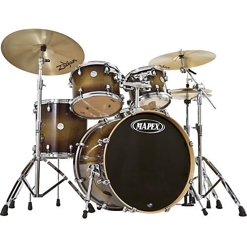 Mapex Meridian Maple 5-Piece SRO Shell Pack