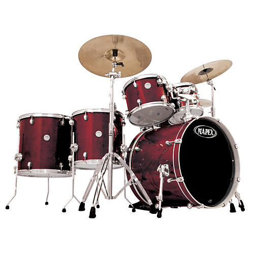 Mapex Meridian Maple 6 Piece Studioease Shell Pack