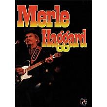 MVD Merle Haggard - In Concert Live/DVD Series DVD Performed by Merle Haggard