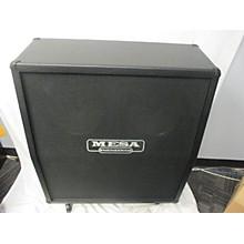 Mesa Boogie Mesa Boogie 4x12 Recto® Traditional Slant Guitar Cabinet - 0.412T.SL.BB.F Guitar Cabinet