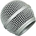 Musician's Gear Mesh Microphone Grille Silver Fits Sm-58Thumbnail
