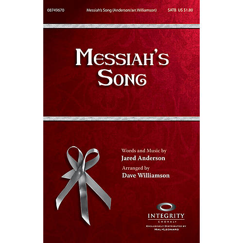 Integrity Choral Messiah's Song CD ACCOMP Arranged by Dave Williamson