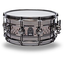 Natal Drums Meta Snare Drum Beaded Hand Hammered Steel