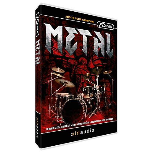 Waves Metal ADpak ADpak Addictive Drums Expansion Pack-thumbnail