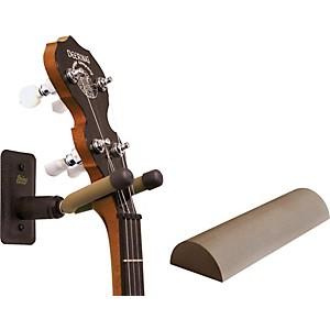 String Swing Metal Banjo Wall Hanger w/ Wall Bumper by String Swing