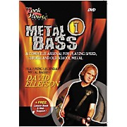 Rock House Metal Bass Level 1 Featuring David Ellefson DVD
