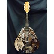 Johnson Metal Body Resonator Mandolin