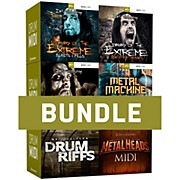 Toontrack Metal Drums MIDI 6-Pack Software Download
