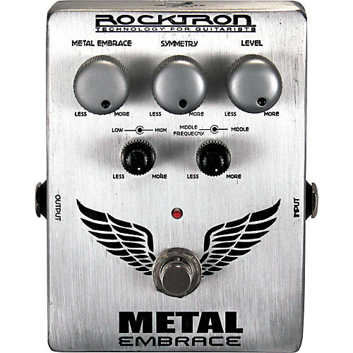 Rocktron Metal Embrace Distortion Guitar Effects Pedal-thumbnail