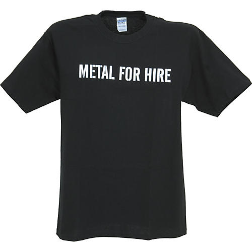 Musician's Gear Metal For Hire T-Shirt-thumbnail