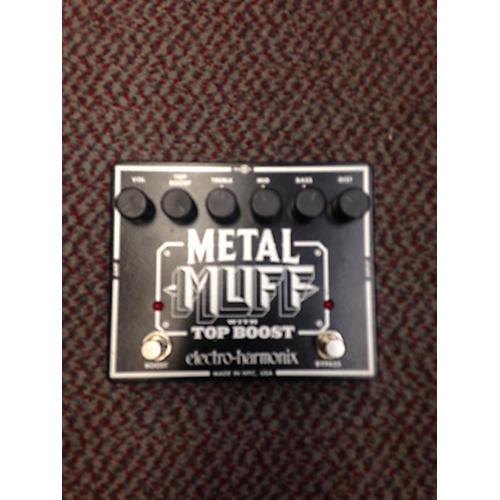 Electro-Harmonix Metal Muff Distortion Effect Pedal