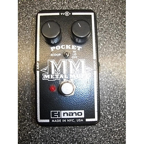 Electro-Harmonix Metal Muff Distortion Effect Pedal-thumbnail
