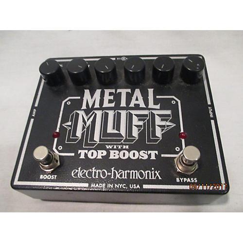 Electro-Harmonix Metal Muff Distortion Effect Pedal-thumbnail