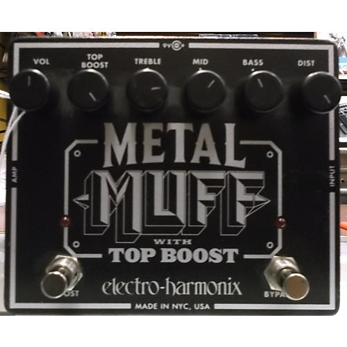 Electro-Harmonix Metal Muff Distortion-thumbnail