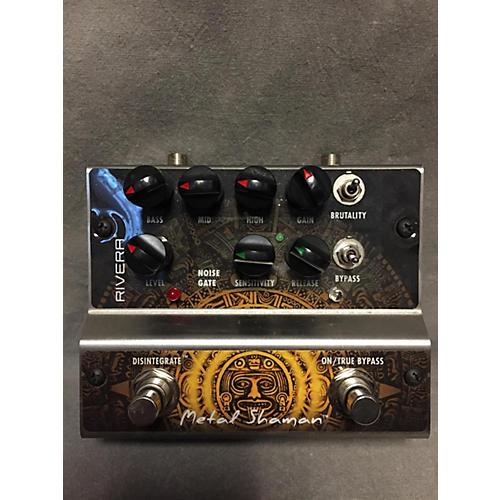 Rivera Metal Shaman Effect Pedal-thumbnail