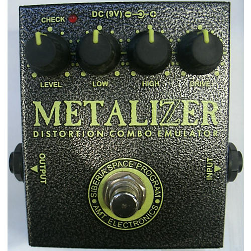 AMT Electronics Metalizer Effect Pedal-thumbnail