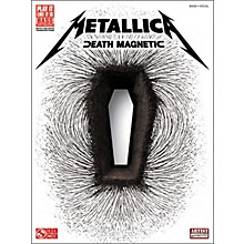 Cherry Lane Metallica - Death Magnetic Bass Tab Songbook