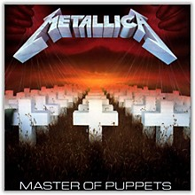 Metallica - Master of Puppets Vinyl LP