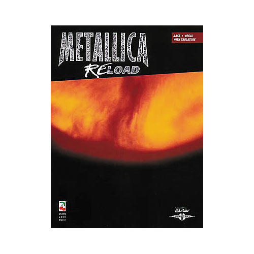 Cherry Lane Metallica - Re-Load Book