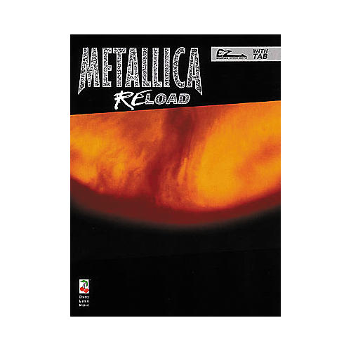 Cherry Lane Metallica - Re-Load Book-thumbnail