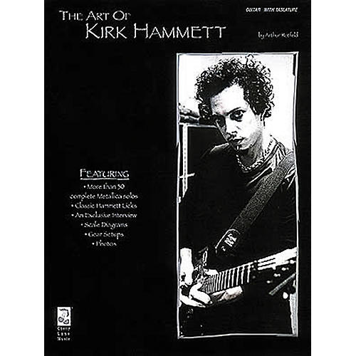 Hal Leonard Metallica - The Art of Kirk Hammett