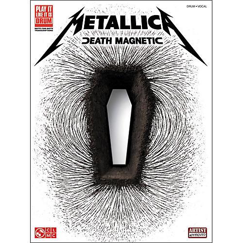 Cherry Lane Metallica: Death Magnetic Drum Songbook
