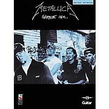 Cherry Lane Metallica Garage Inc. Bass Tab Songbook