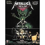 Hal Leonard Metallica Riff By Riff Guitar Tab Songbook