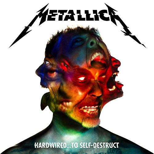Metallica Metallica<i> Hardwired...To Self Destruct</i> -  2LP-thumbnail