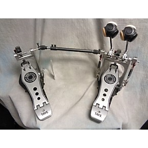 Used Bass Drum Pedal : used taye drums metalworks double bass drum pedal guitar center ~ Vivirlamusica.com Haus und Dekorationen