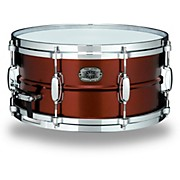 Metalworks Limited Edition Steel Snare 14x6.5 in. Satin Bronze