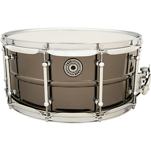 Taye Drums Metalworks Vintage Brass Snare-thumbnail