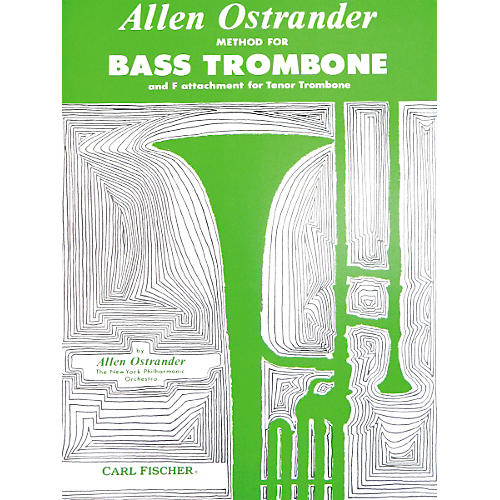 Carl Fischer Method for Bass Trombone-thumbnail
