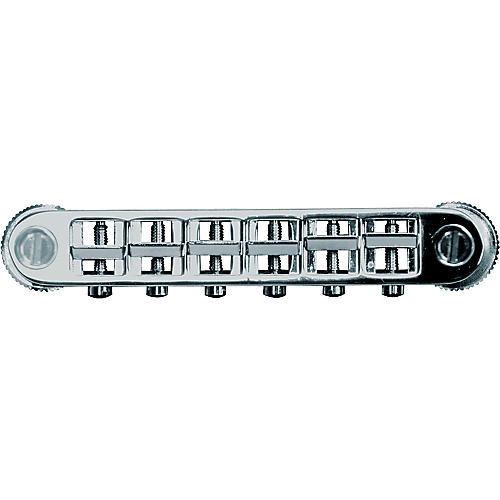 TonePros Metric Locking Tune-O-Matic Bridge (large posts) Chrome