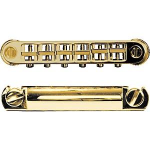 TonePros Metric Locking Tune-o-matic/Tailpiece Set large posts by TonePros