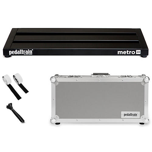 Pedaltrain Metro 20 with Tour Case