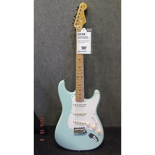 Fender Mexican Stratocaster Solid Body Electric Guitar-thumbnail
