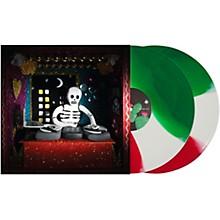 SERATO Mexico el Dia de los Muertos Tricolor NoiseMap Timecode Control Vinyl Pair