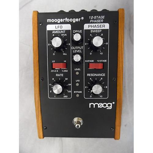 Moog Mf103 Moogerfooger 6/12 Stage Phaser Effect Pedal-thumbnail