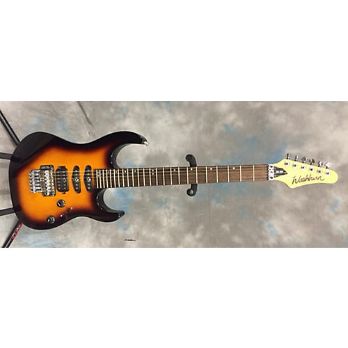 Washburn Mg-300 Ts Solid Body Electric Guitar 2 Color Sunburst